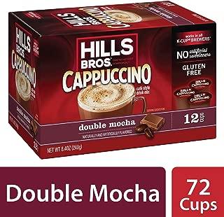 hills bros. cappuccino double mocha k cups