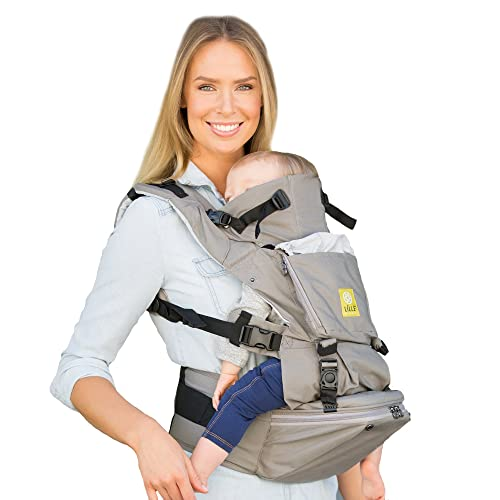 3f5cd8d1e33 LÍLLÉbaby SeatMe Hip Seat Baby Carrier