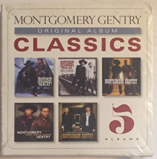 Montgomery Gentry - Original Album Classics by Montgomery Gentry (5 CD)