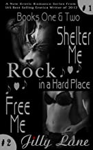 Rock in a Hard Place Bundle Book 1 Shelter Me - Book 2 Free Me(New Adult Rock Star Romance) (Rock in a Hard Place Series Merciless Boys)