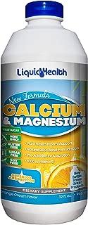 Liquid Health Products Calcium and Magnesium, 32 Fluid Ounce