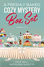 A Freshly Baked Cozy Mystery Box Set: Books 1-7