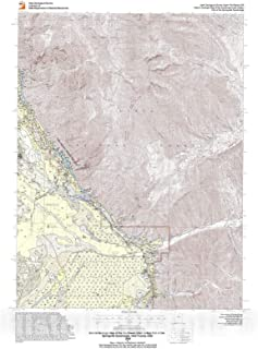 Historic Pictoric Map : Interim geologic map of The Southwest (Utah Valley) Part of The Springville Quadrangle, Utah County, Utah, 2008 Cartography Wall Art : 24in x 30in
