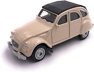 Producto de licencia de modelo de coche Welly CITROËN DUCK 2 CV 1:60 Beige OVP