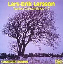 Larsson: Twelve Concertinos 1-7