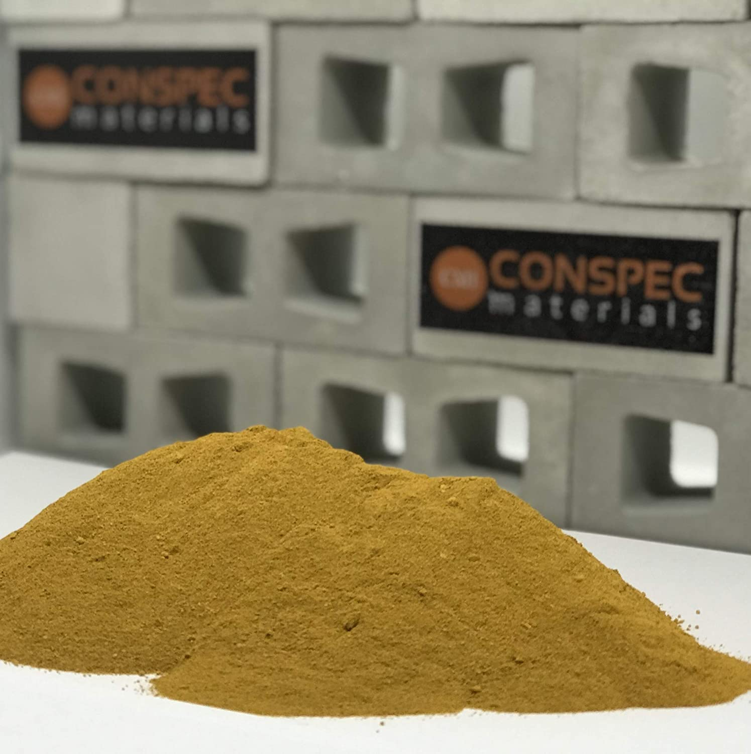 Conspec 1 Department Ranking TOP4 store Lbs. Light Buff Powdered for Color Concrete M Cement
