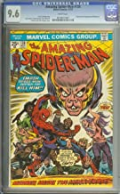 AMAZING SPIDER-MAN #138 CGC 9.6 WHITE PAGES