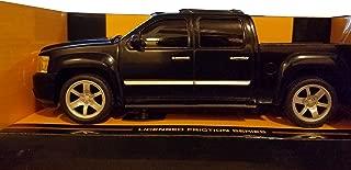 GMC Sierra Denali Pickup Truck 1:24 Friction Series Black