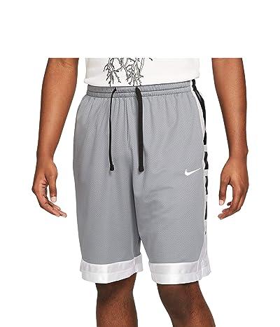 Nike Dry Elite Shorts Stripe (Cool Grey/White/White) Men
