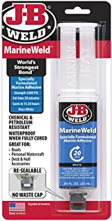 J-B Weld 50172 25 ml. MarineWeld Syringe, 7.5d-1 Fluid_Ounces