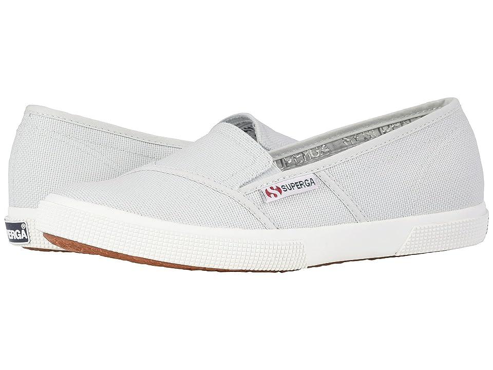 Superga 2210 COTW Slip-On Sneaker (Aluminum) Women