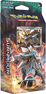 Pokemon Cards SM2 Guardians Rising Theme Deck- Solgaleo, Box