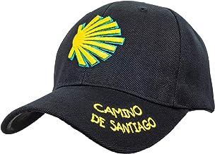 Donne e Bambini con Conchiglia Strade Santiago Compostela Pellegrino Xacobeo Jacobeo Finoly Cappelli Cappello per Uomini