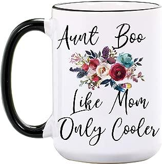Best aunt coffee mug Reviews