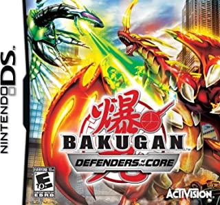 bakugan defenders of the core nds