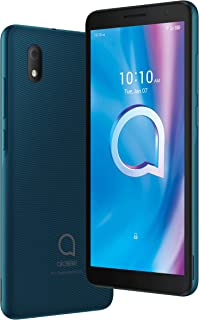 Alcatel 1B (2020) Dual-SIM 32GB ROM + 2GB RAM (GSM Only | No CDMA) Factory Unlocked 4G/LTE Smartphone (Pine Green) - Inter...