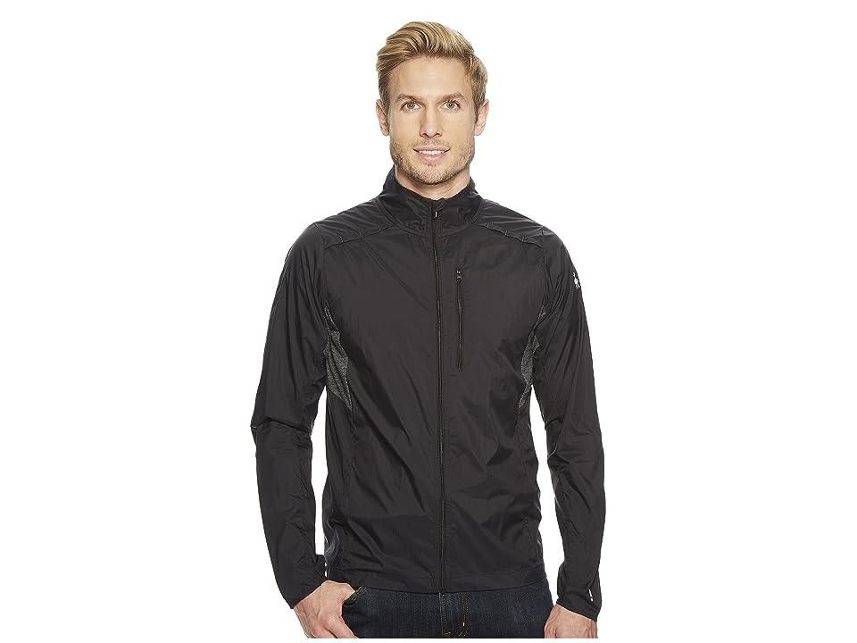 Smartwool PhD(r) Ultra Light Sport Jacket (Black) Men