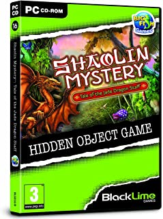 Shaolin Mystery: Tale of Jade Dragon Staff (PC CD) [Importación inglesa]