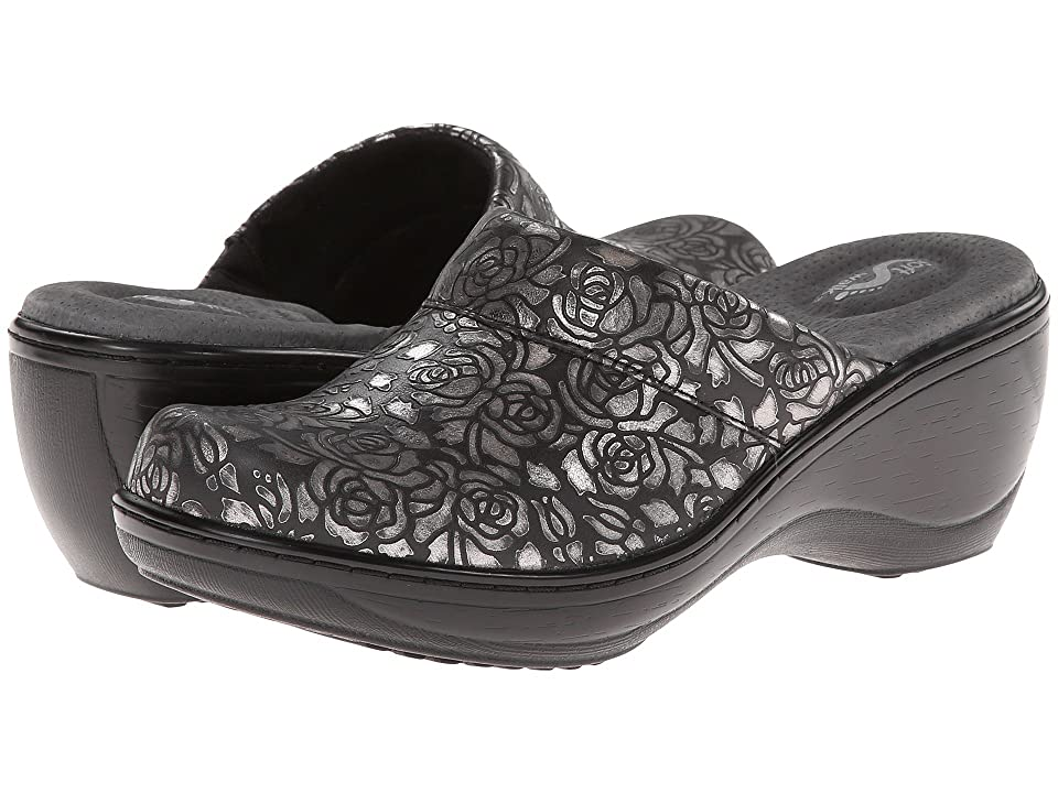 SoftWalk Murietta (Black/Pewter) Women