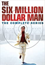 six million dollar man season 6 dvd