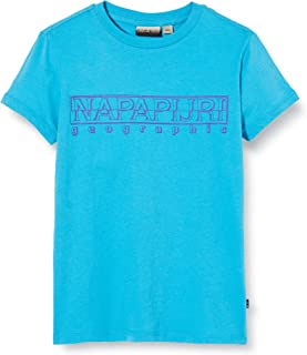 Napapijri K Soli SS Sum Camiseta para Niños