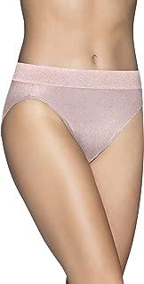 Vanity Fair Women's Beyond Comfort Hi Cut Panty 13212