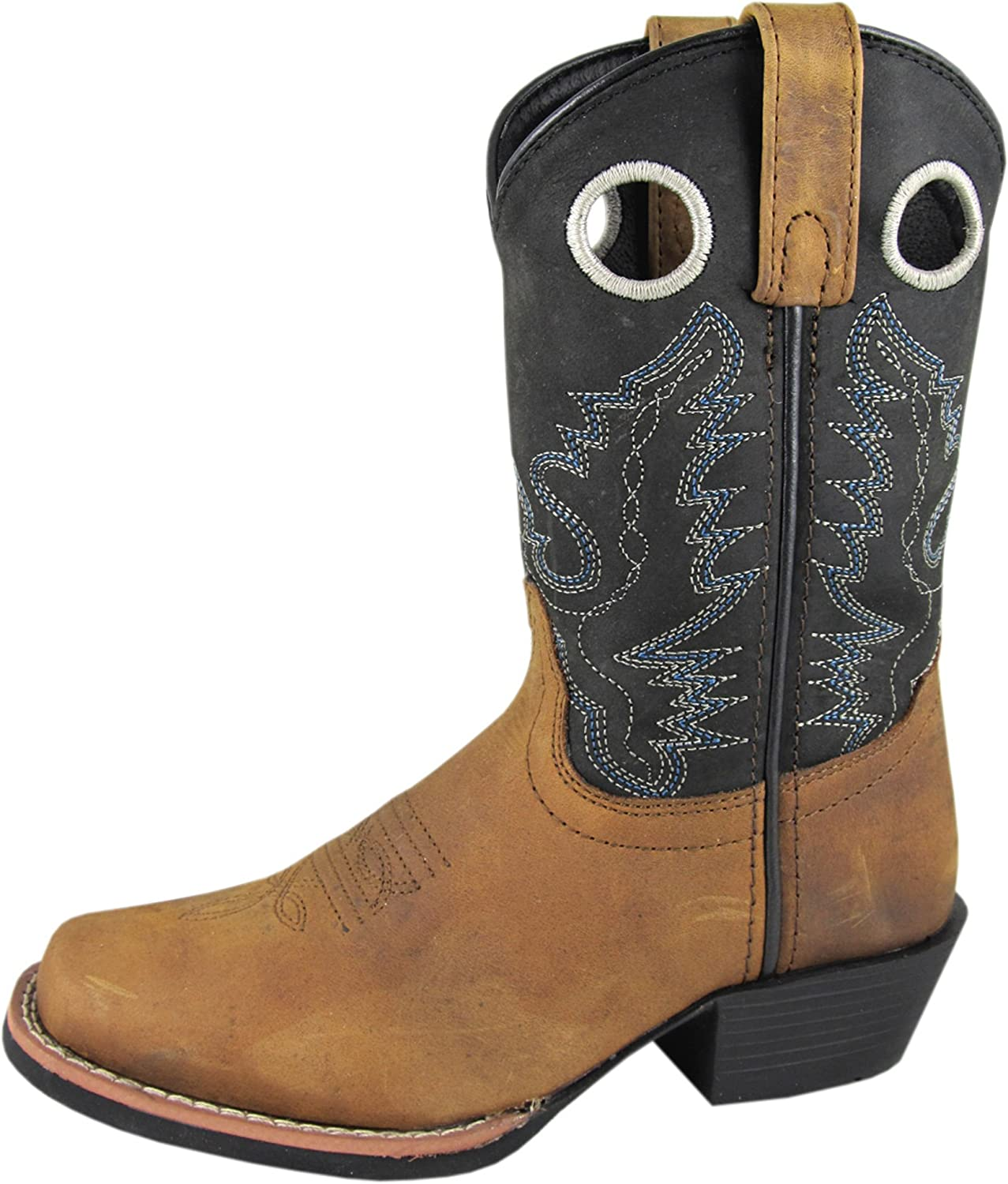 Smoky Max 78% OFF Indianapolis Mall Mountain Boots unisex-child Cowboy