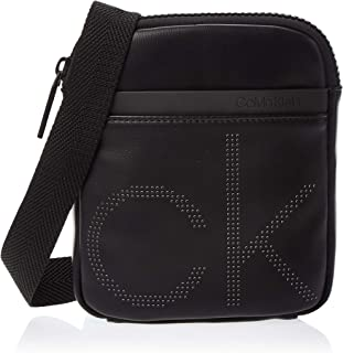 Calvin Klein Ck Up Mini Flat Crossover - Shoppers y bolsos de hombro Hombre