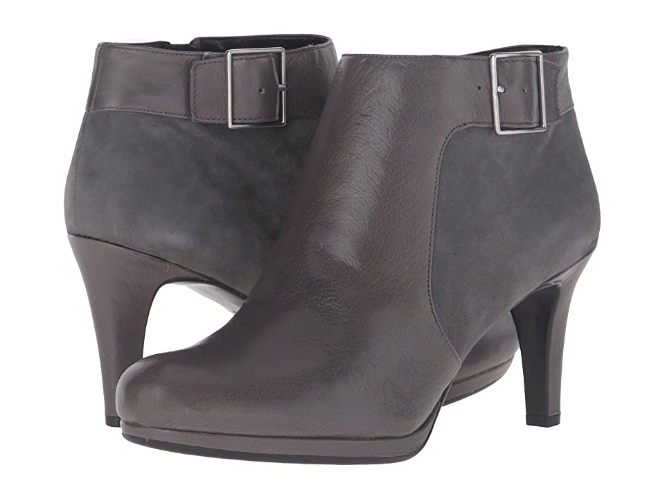 Naturalizer Maureen (Graphite Lead Leather/Suede) Women