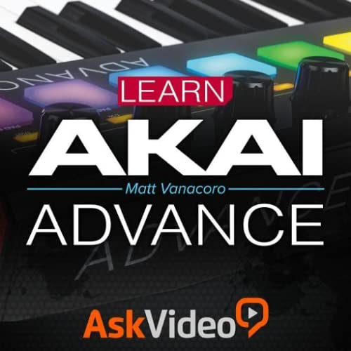 Akai Advance Course by Ask.Video