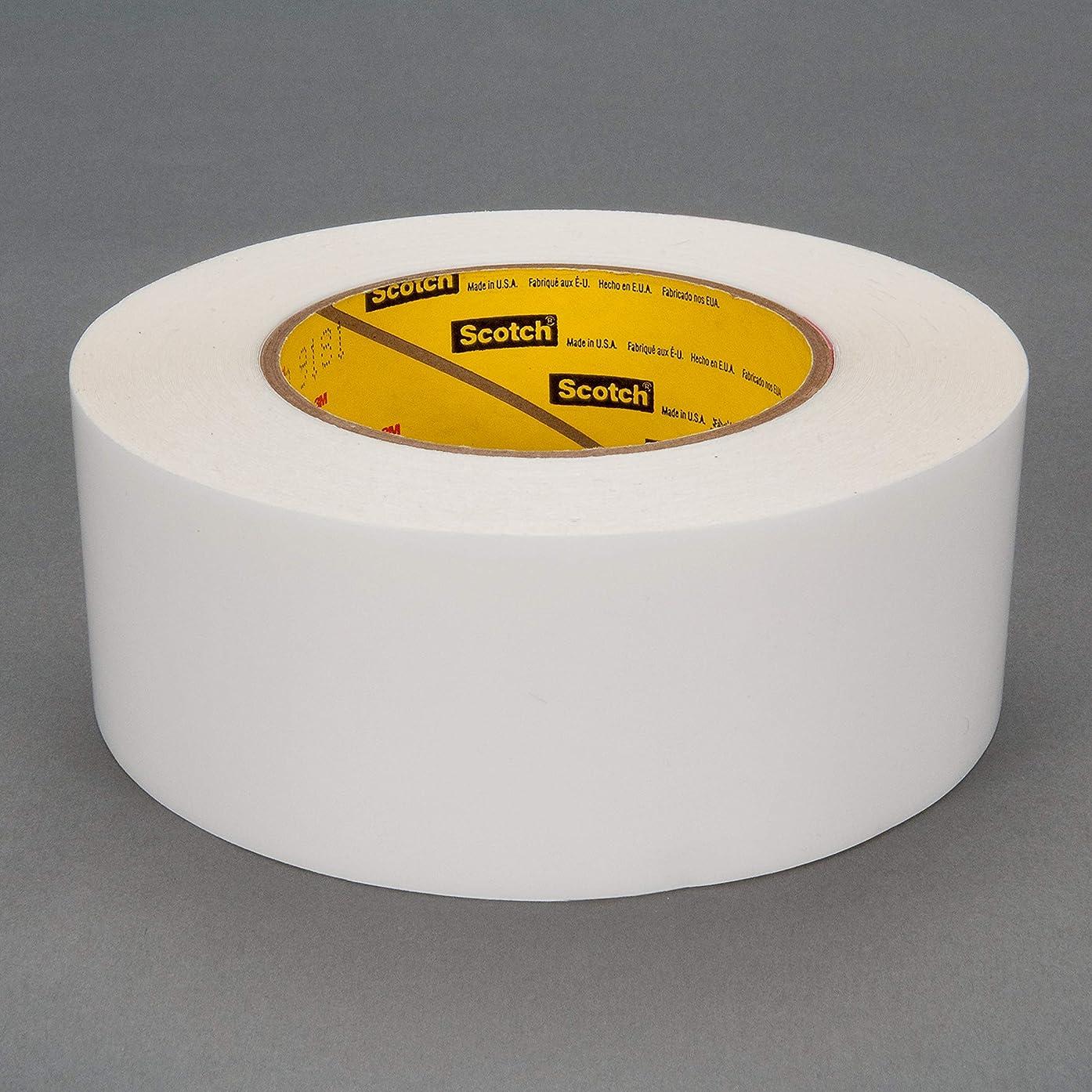 3M Squeak Reduction Tape 5430 Transparent, 4 in x 18 yd, 2 Rolls per case Bulk