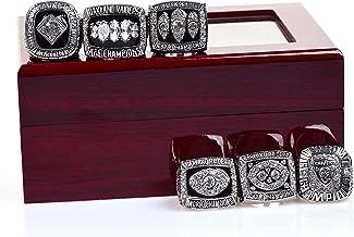 custom fantasy baseball championship rings
