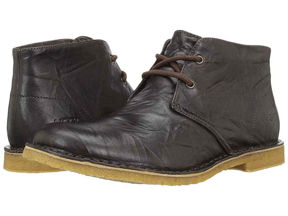 UGG Leighton (Chocolate Leather) Men