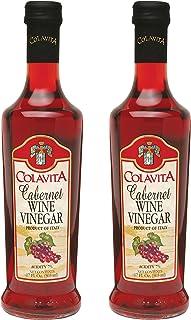 Colavita Cabernet Red Wine Vinegar, Special 34 Ounce
