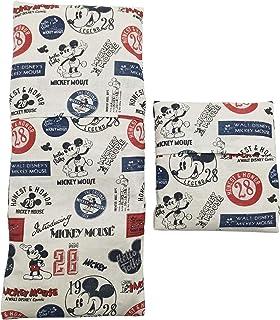 """PACK BABY """"Mickey Mouse"""" - Sacco scalda culla per bebe + Sacca termica per alleviare le coliche nei neonati - Sacchetto in..."""