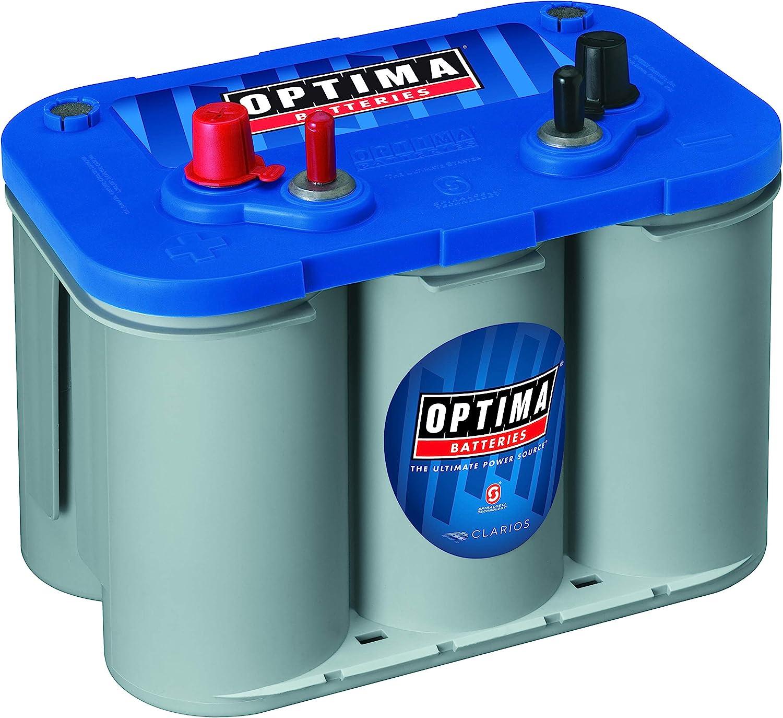 Optima OPT8016-103 Batteries Deep Cycle Marine Battery