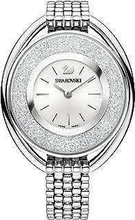 Crystalline Oval White Bracelet Watch 5181008