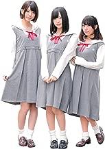 BIBILAB(ビビラボ) セーラー服 パジャマ セラコレ お嬢様型 合服 2017モデル 三つ折りソックス付属 SLC-00S-17