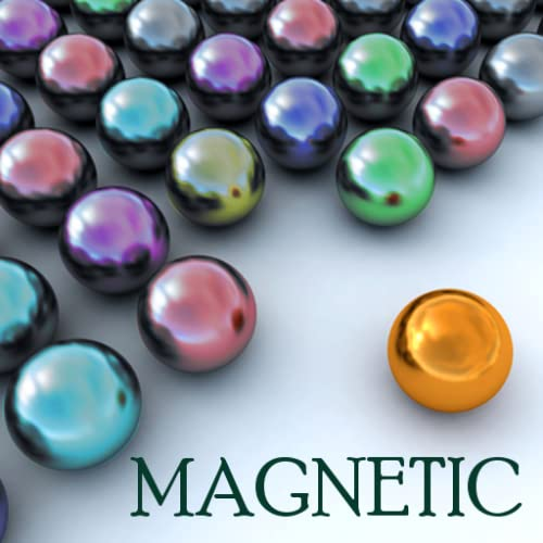 """""""Magnetic balls"""" puzzle game"""