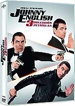 Pack: Johnny English 1-3 [DVD]