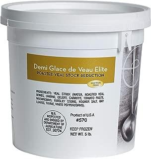 Bonewerks Culinarte Demi Glace de Veau Elite, 5 Pound -- 4 per case.