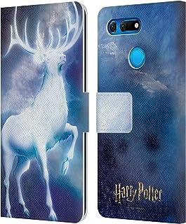 Officiel Harry Potter Licorne Deathly Hallows II Coque en Gel molle pour Huawei P20 Lite