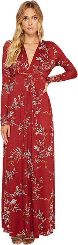 Rachel Pally - Long Sleeve Full-Length Caftan