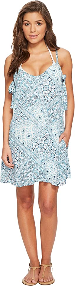 Girl In Motion Tunic Cover-Up