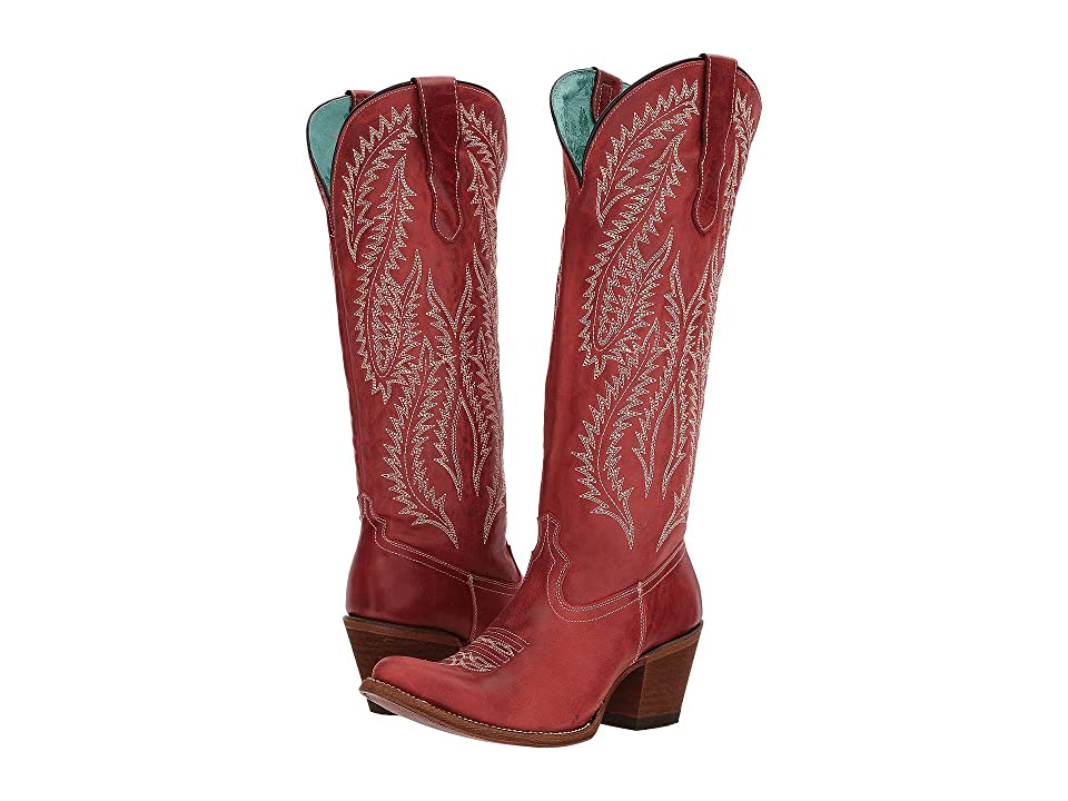 Corral Boots E1318 (Red) Cowboy Boots