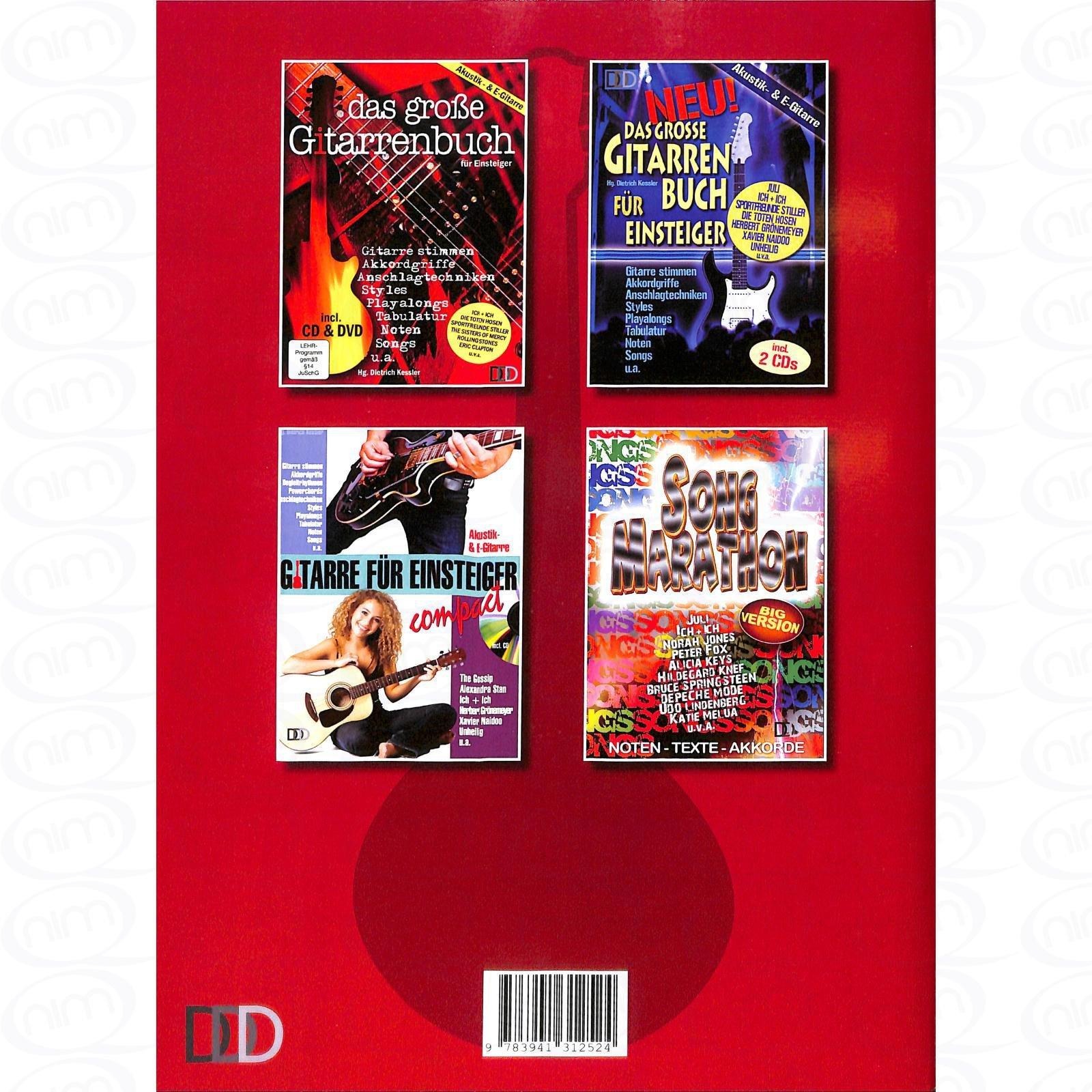 NUEVO Song libro para guitarra – Arreglados para Acordes de ...