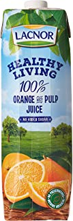 Lacnor Health Living Orange Juice - 1 Litre