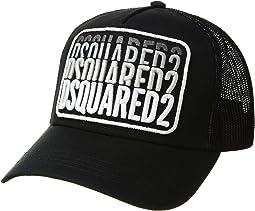 Triple Logo Baseball Cap