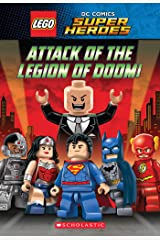 Attack of the Legion of Doom! (LEGO DC Super Heroes: Chapter Book) Kindle Edition