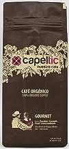 Café Capeltic Orgánico Gourment Molido 1LB (454gr) - Cultivado, cosechado y tostado en Chiapas, México